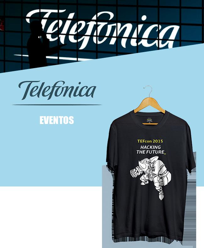 telefonica ropa eventos