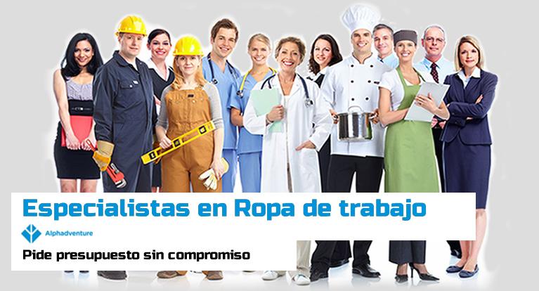 17503cd164 Fabricantes de vestuario laboral y uniformes - Alphadventure