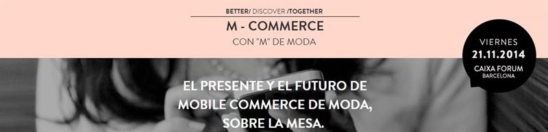 M-Commerce con M de Moda 2015