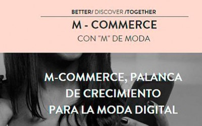 M-Commerce con M de Moda 2015