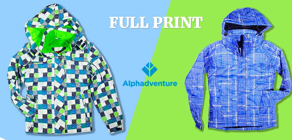 Técnica textil Full Print