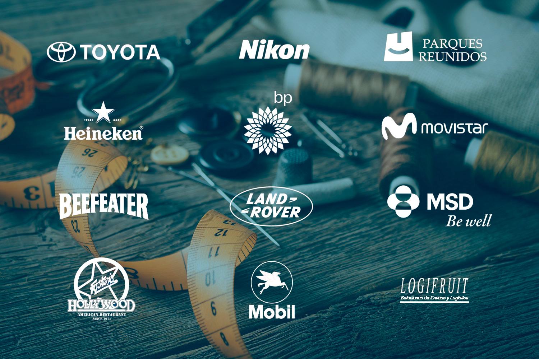 ropa promocional equipamiento