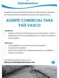 Agente comercial textil en el País Vasco