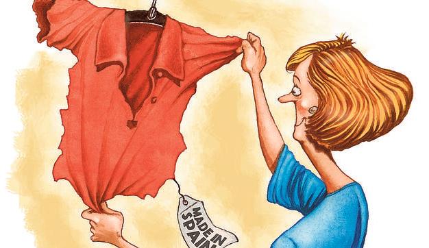 La marca España en la industria textil