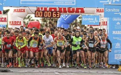 Crear camisetas para maratones o eventos deportivos