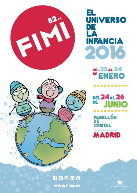 FIMI moda infantil Madrid 2016