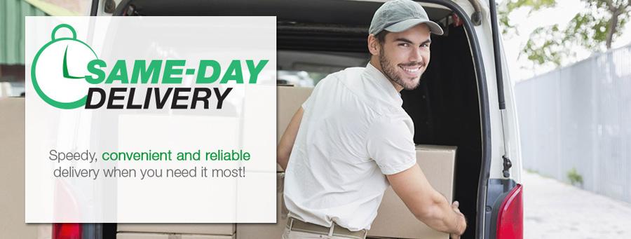 same-day delivery mismo día