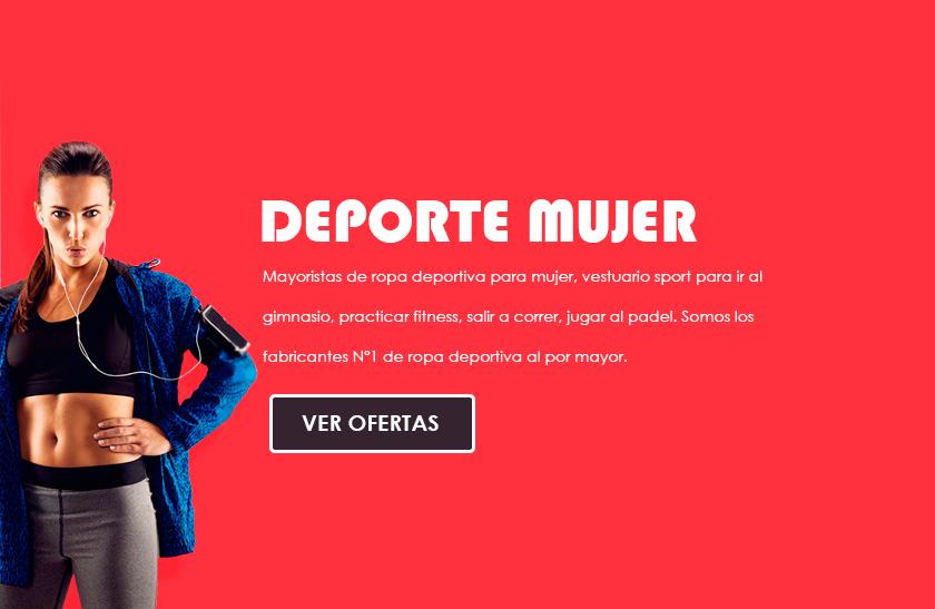 mujer ropa sportwear