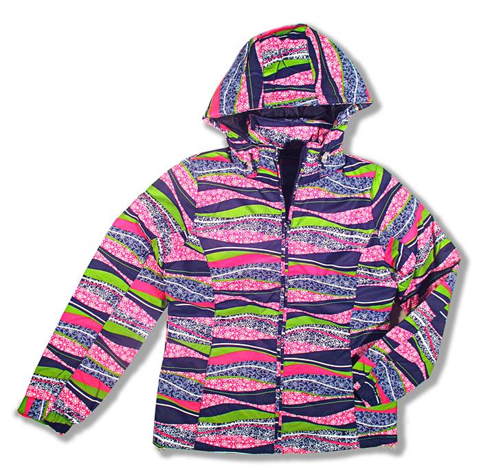 parka alphadventure anorak abrigo mujer