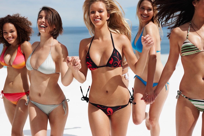 bikinis trajes de baño bañadores mujer