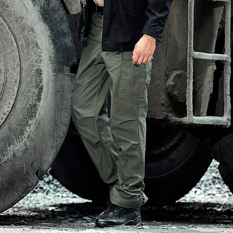 Tecnologia Militar Aplicada Al Mejor Pantalon De Trabajo Alphadventure
