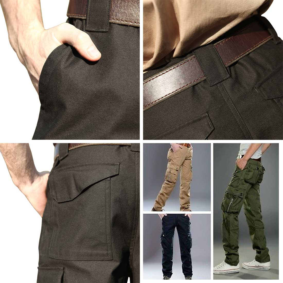 pantalón m65 militar trabajar