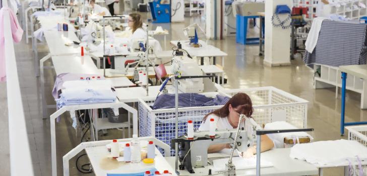 industria textil en españa