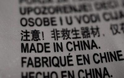 El coronavirus pone a prueba el 'made in China' en el sector textil