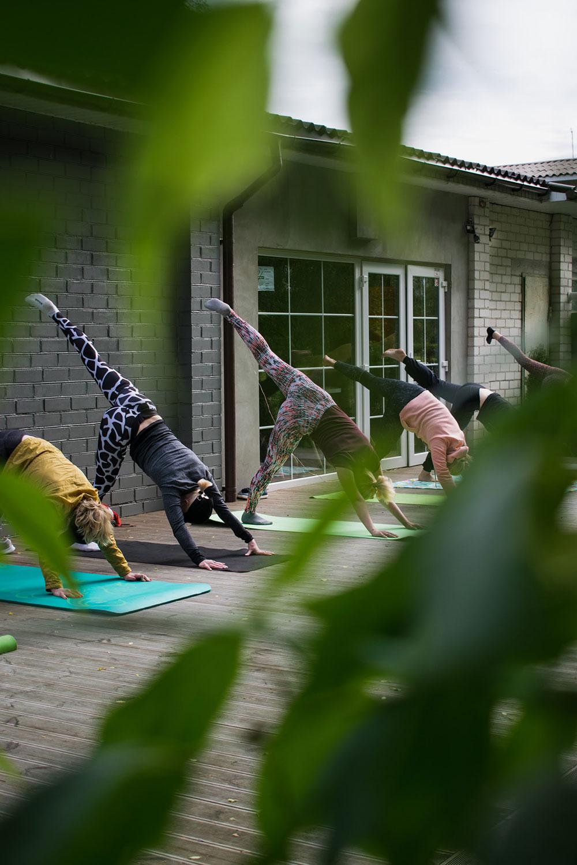 ropa comoda para practicar yoga